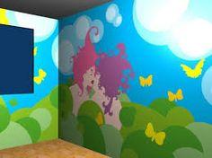 paredes pintadas dormitorios niños - Buscar con Google