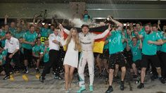 Nico Rosberg says it will take time to get over the intensity and drama of his first world championship crown, which was secured after a rollercoaster showdown with Mercedes team mate and three-time champion Lewis Hamilton in Abu Dhabi on Sunday.