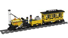 LEGO Ideas - RC Stephenson's Rocket