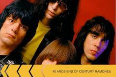 40 años de End Of Century Ramones: Ramones versus Phil Spector Ramones, Punk Rock, Blog, Vinyl Records, Musica, Blogging