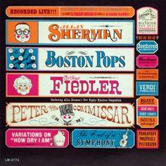 Boston Pops - Arthur Fiedler 1964