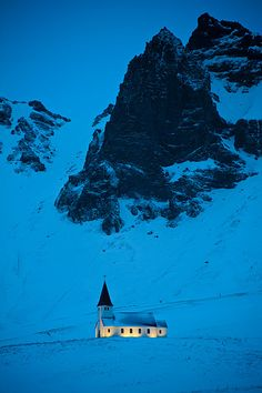 Church in Iceland (by bsmethers)