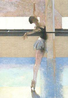 Robert Heindel - painter of dancers