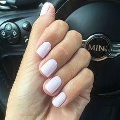 Jak pastele to tylko u Wioli 💖💖💖. @mkrzysztofik dzięki za zdjęcie 💜💜  #Nail #pastel #light #nailsoftheday #semilac #paznokcie #nailsalon #nails