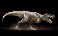 ティラノサウルス レックス - ヴラド コンスタンティノフ ベクトル