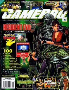 VGJUNK, Search results for: resident evil Gaming Magazines, Video Game Magazines, Geek Magazine, Pro Skaters, Resident Evil Game, I Love Games, Classic Video Games, Old Video, Nerd Geek