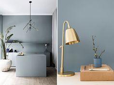 Flexa heeft Denim Drift benoemd als dé trendkleur van het jaar 2017. Dit is een hele mooie zachte grijsblauwe tint welke past bij ieder interieur.