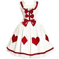 Partiss Damen Suess Lolita Prinzessin Kleid Knielang Bowknot Lolita Kleid Ballkleid Abendkleid Maskenkostuem Alltagskleider Fancy Dress Partiss http://www.amazon.de/dp/B016WD3BG8/ref=cm_sw_r_pi_dp_ULArwb186ZYK5