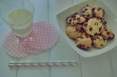Aprendiendo a cocinar: Receta Cookies Chocolate