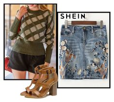 """""""Sheinside VIII/6"""" by ruza66-c ❤ liked on Polyvore featuring Sheinside and shein"""
