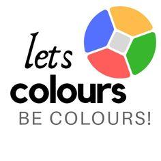 Colours #desainsablonedukasi