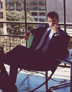 Theo James On The Four Qualities of a Seductive Man (Esquire Russia Interview & Stills)