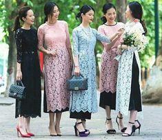 Kebaya Hijab, Kebaya Dress, Kebaya Muslim, Dress Brukat, Party Dress, Casual Bridesmaid Dresses, Wedding Dresses, Hijab Fashion, Fashion Dresses