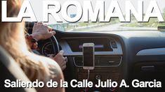 La Romana Saliendo de la Calle Julio A. Garcia hasta llegar a la Calle S... La Romana Dominican Republic, Chevrolet Logo, San Carlos, Romans, Street