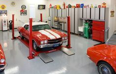 Find out what the best garage flooring is for your garage and why. Learn how much it costs, what kind of protection it affords, and how good it really looks.