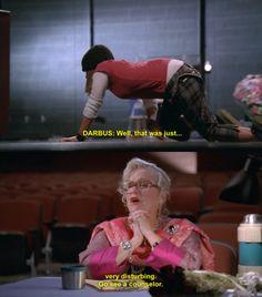 Mrs. Darbus!