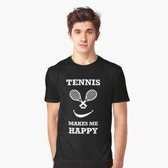 Valentines Day Dog, Funny Valentine, Be My Valentine, Tennis Shirts, Tennis Clothes, Console, Slogan Tee, My T Shirt, Make Me Happy
