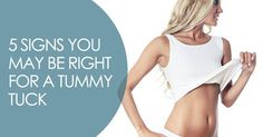 If you are done having children and are eager to get your pre-pregnancy body back, #TummyTuck surgery could be just what you need to get a flat and toned stomach!