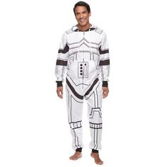 #Christmas Buy Men's Star Wars Stormtrooper Microfleece Union Suit, Size: Medium, White for Christmas Gifts Idea Promotions . The holiday season  means for being a thrilling time period, a period of time where family members agree, a period of time regarding events, frivolity and an abundance of sequins. Apart from the yearl...