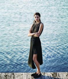 Publication: WSJ Magazine July/August 2014 Model: Stephanie Joy Field Photographer: Daniel Riera Fashion Editor: Vanessa Traina