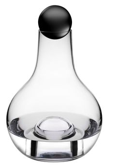I pinned this Design House Stockholm Barbara Carafe Vase in Amethyst from the Romantic Notions event at Joss and Main! Bottle Design, Glass Design, Wine Design, Modern Decanters, Glass Bottles, Perfume Bottles, Design House Stockholm, Charles Ray Eames, Wine Carafe
