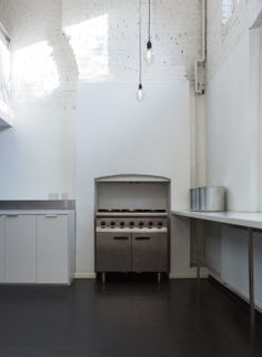 Dalston Mission Hall Newly-Renovated Kitchen