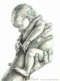 Modèle: Anne Geddes, courtoisie The Effective Pictures We Offer You About art dessin color A quality Anne Geddes, Pencil Art Drawings, Art Drawings Sketches, Realistic Drawings, Figure Drawing, Painting & Drawing, Art Du Croquis, Baby Sketch, Birth Art