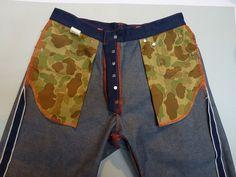 Denim: A Samurai jeans
