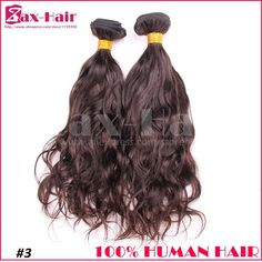 On sale #3 Brazilian body wave natural wave virgin hair wave grade 7A 100% brazilian virgin human hair weft wave for black women