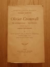 """""""Hay algo en el Cromwell de Carlyle que acabo de recordar»."""" Christopher Morley en """"La librería encantada"""""""