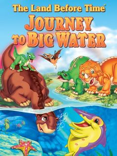 The Land Before Time IX: Journey to Big Water OH MY GOODNESS BEST VIDEO GAME EVER!!!!!!!