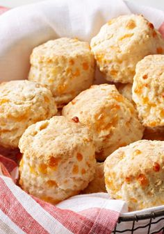 Cheesy PHILLY Biscuits – Even a novice baker can make tender, flaky from-scratch biscuits. Go get some flour, baking powder and cream cheese, and we'll show you how.