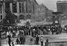 Berlin, Leipziger Platz 1953