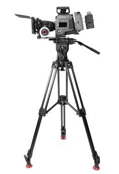 OConnorized F65 Rig Camera Rig, Camera Tripod, Camera Gear, Red Digital Cinema, Red Background Images, Photography Gear, Video Camera, Video Editing, Gopro