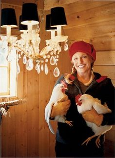 chicken coup style- Country Living