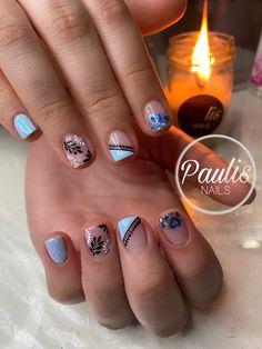 Precious Nails, Nail Designs, Nail Art, Makeup, Beauty, Fashion, Work Nails, Simple Toe Nails, Simple Elegant Nails