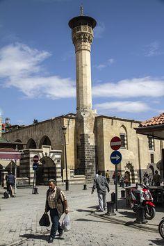 Tahtani Mosque, Gaziantep, Southern East Anatolia_ Turkey