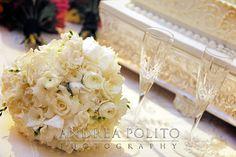 bridal bouquet, by The Garden Gate