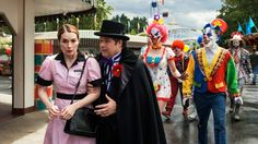 http://www.geekexchange.com/reviews/review-the-librarians-3-05-and-the-tears-of-a-clown/  Geek Exchange review 12-19-2016 of #TheLibrarians with Christian Kane