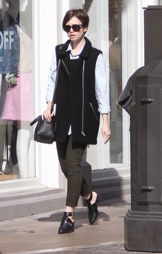 Lily Collins Style ❤️