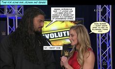 I bet he kisses himself in the mirror too. Wwe Funny, Funny Memes, Roman Regins, I Just Dont Care, G Man, Angels In Heaven, Kissing Him, Now And Forever, Wwe Wrestlers
