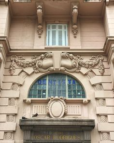 Oscar Rodrigues building - Sao Paulo, Brazil