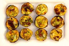 Tiny Bites on Pinterest | Avocado Egg Rolls, Clinton Kelly and Potato ...
