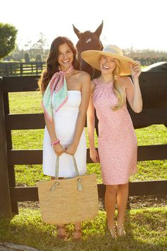 Outfit for a day at the polo fields! #Carpinteria #polo #style