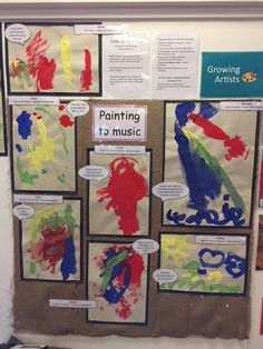 2-4 year olds PHG3.1: Demonstrate development of fine and gross motor coordination CA3.2: Demonstrate creative expression through visual art production