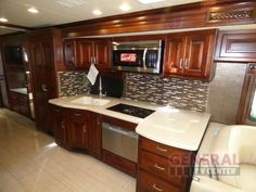New 2017 Holiday Rambler Endeavor 40E Motor Home Class A - Diesel at General RV | Dover, FL | #134816