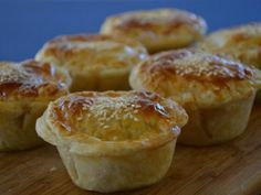 Delicious Steak and Mushroom Pies