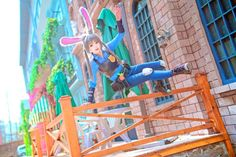 Spectacular 'Zootopia' Cosplay Is Already A Thing