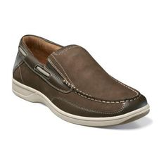 7bac0b605538 Check out the Lakeside Slip On by Florsheim Shoes – designed for men who  pay attention