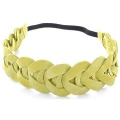 Sofia Headband Lime, $18.50, now featured on Fab.